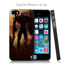 comic evangelion unit one Hard Black Case Cover Shell Coque for iPhone 4 4s 4g 5 5s 5g 5c 6 6g 6 Plus