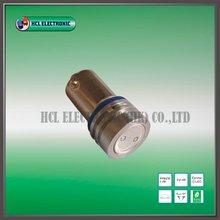 Livraison gratuite, 10 pcs/lote, Ba9s LED voyant, 1 pc haute puissance 1 W LED ( bleu ) / de détail(China (Mainland))