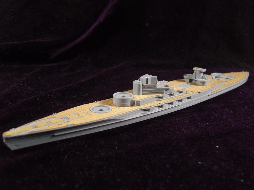 Kyohko Hasegawa ARTWOX 050620 battleship Nagato Japanese wood deck AW20075(China (Mainland))
