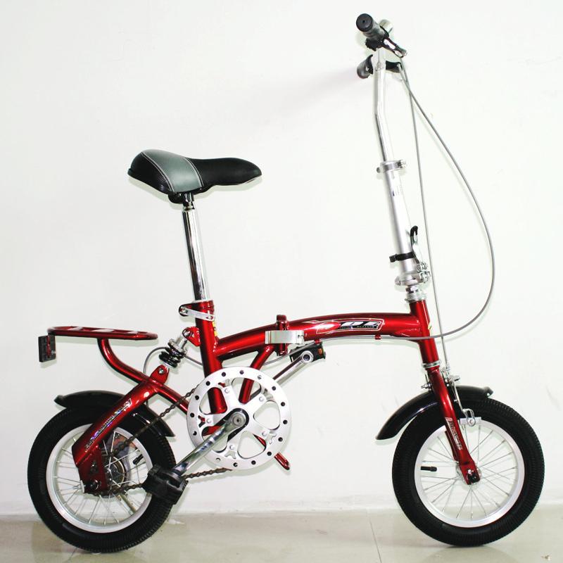 12 inch Mini folding bike bicycle BMX for dult men and women children(China (Mainland))