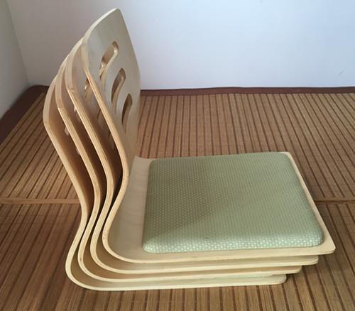 4pcs lot japanese legless chair seat cushion asian for Furniture u save a lot