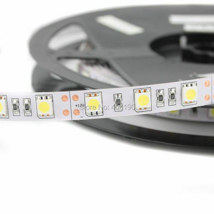 100 meters non-waterproof 5050-300SMD Flexible LED strips LED ribbon home/hotel/counter decoration light(China (Mainland))