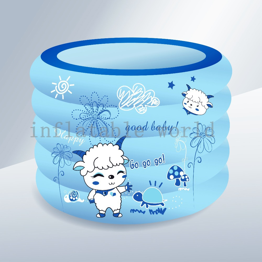 New Lovely Frame Baby Swimming Pool, PVC Baby Swimming Pool,Plastic Baby Frame Swimming Pool(China (Mainland))