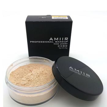 Бренд AMIIR профессиональный макияж рассыпчатую пудру голые минерализирует отделка ...