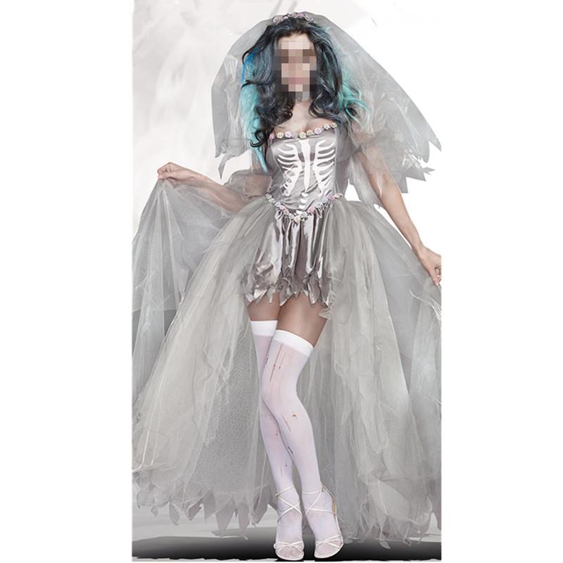 костюм труп невесты