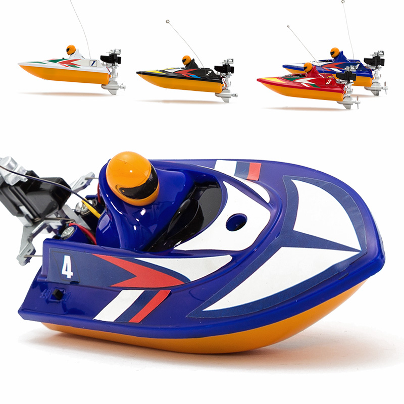 High speed remote control boat remote control boat child high speed model toy boat charge large(China (Mainland))