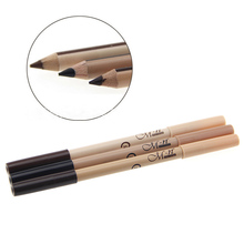 1PC Waterproof Menow 2 in 1 Makeup Cosmetic Pen With Concealer and Eyeliner Pencil Combination Eyebrow Professional Hot Sale(China (Mainland))