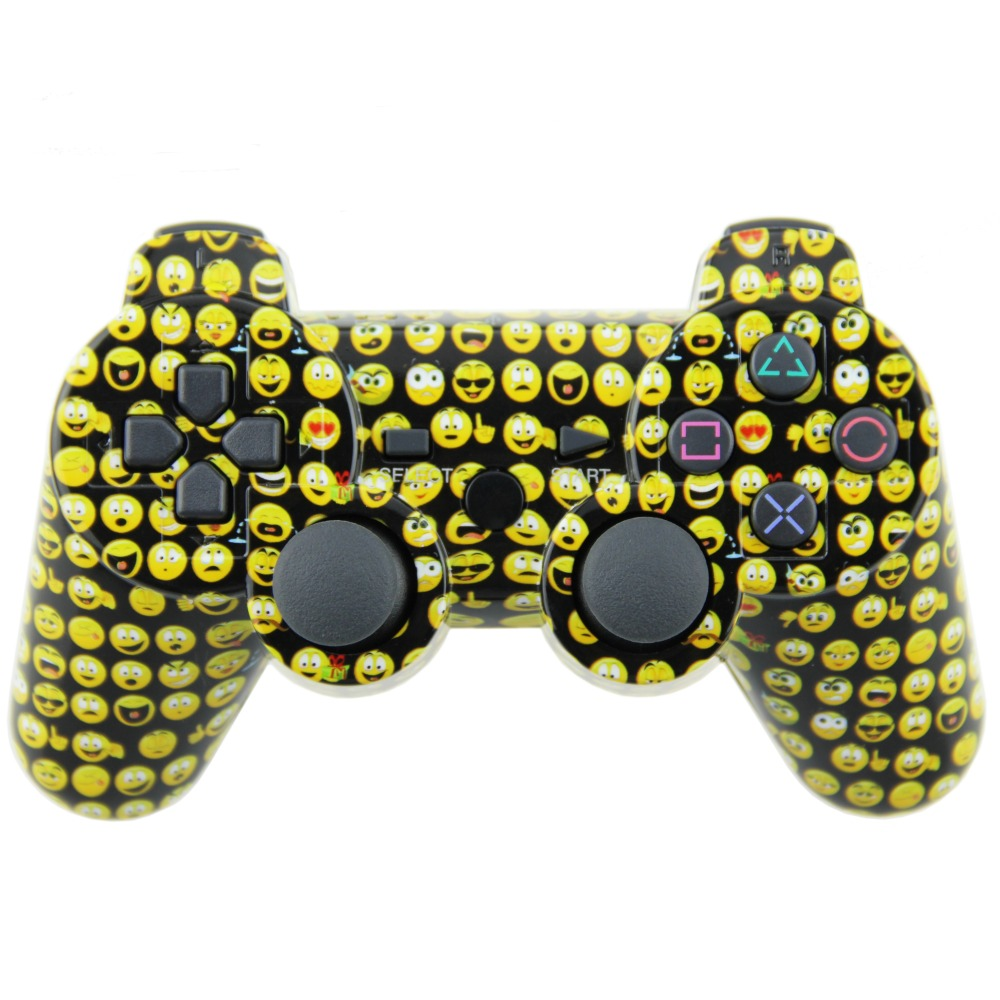 Wireless Controller Double Vibration Joystick Gamepad Joypad For Playstation 3 PS3 (Expression)(China (Mainland))