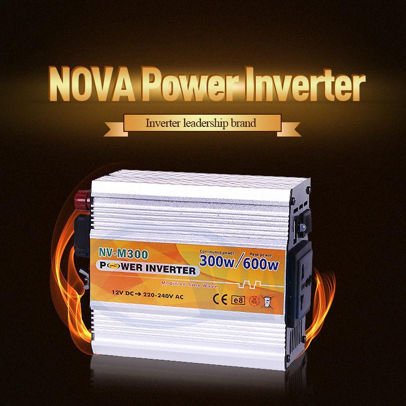Hot selling 300w modified sine wave 12v to 220v 50Hz/60Hz 12/24v dc 220v/230v ac inverter off grid solar power invertor with CE(China (Mainland))