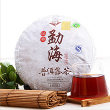2010 year 357g Different Kinds flavors Chinese Yunnan Puer  Health Care pu erh The Old Tea Tree tea for Weight Loss Products