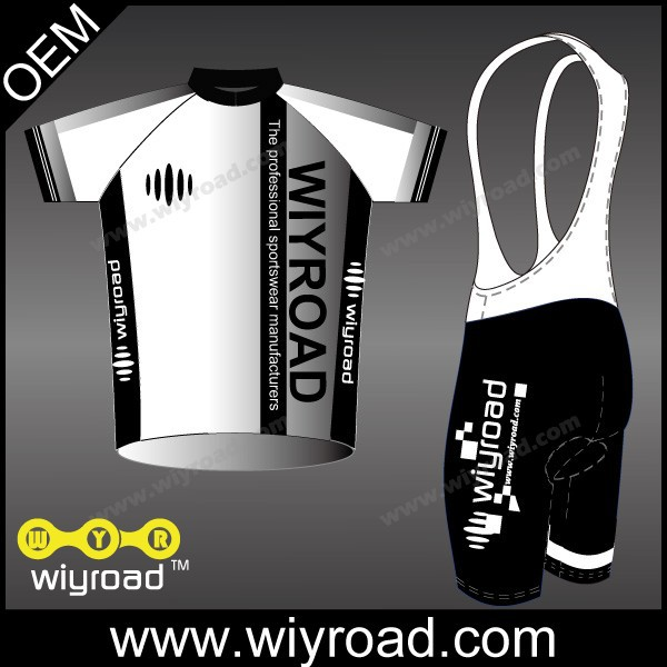 Low MOQ OEM cycling wear team 2016,college cycle wear,team clothing cycling with very good price(China (Mainland))
