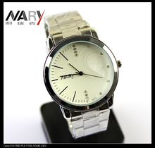 Nary Lover s Leisure Sports Waterproof Quartz Watch Rhinestone Swiss Alloy Couples Luxury Brand Montre Homme