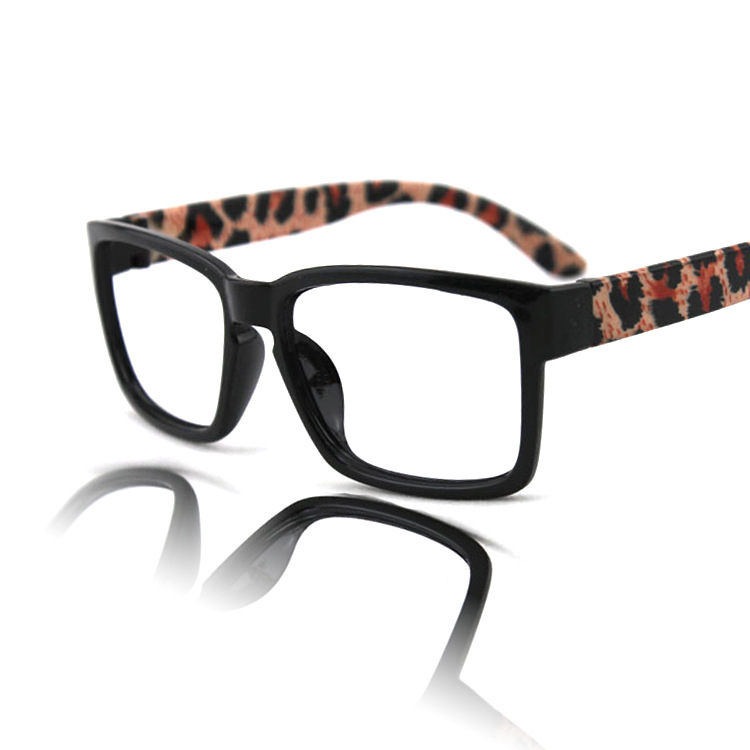 No Frame Mens Glasses : New Fashion Big Frame Glasses 2015 Brand Design Eyeglasses ...