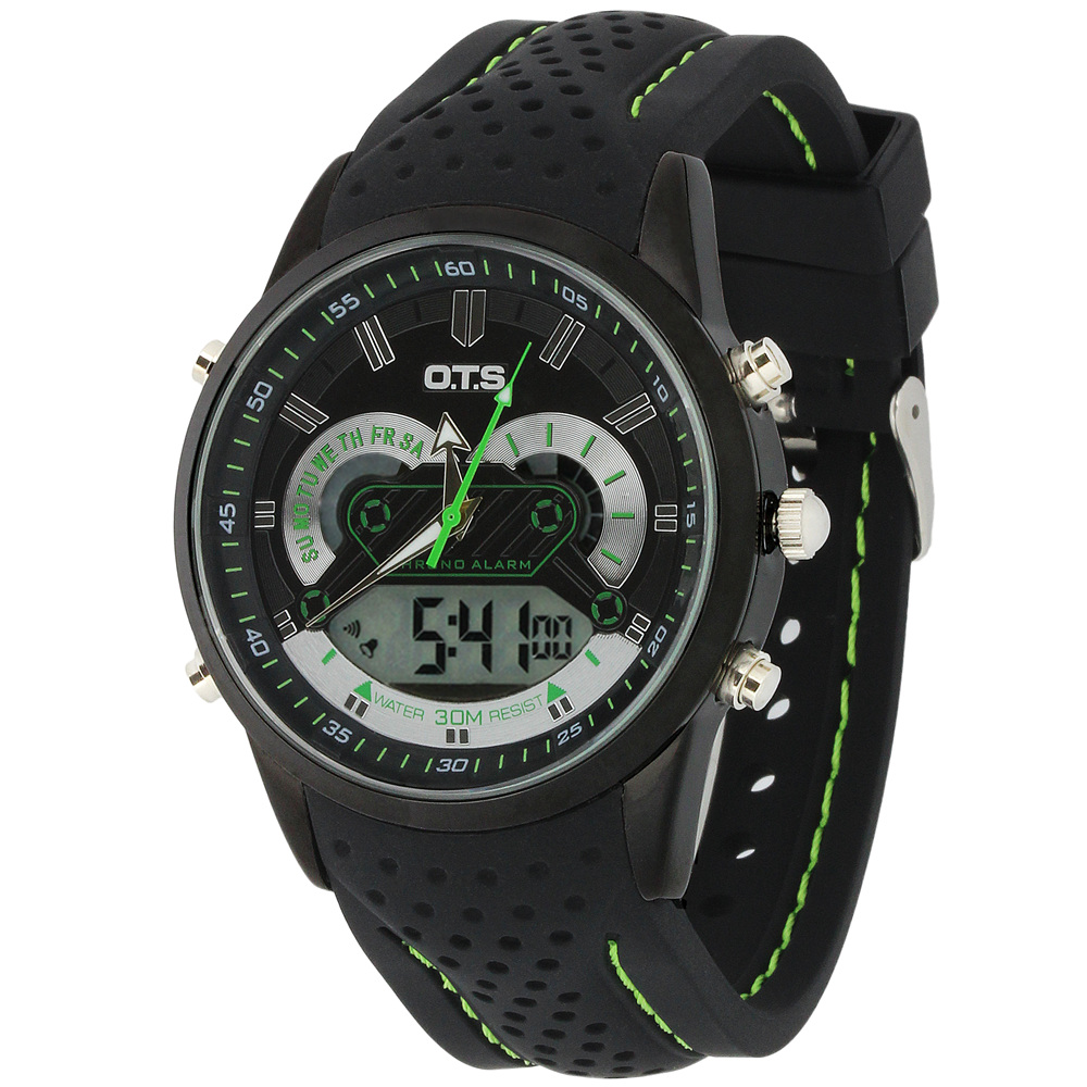 Waterproof National Students O.T.S Brand Men LED Digital Military Watch 30M Swimming Dress Sports Quartz watches Relojes Hombre(China (Mainland))
