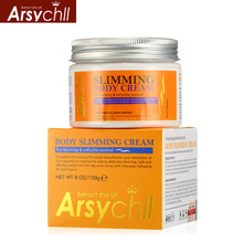 ARSYCHLL Waist Abdomen Slimming Weight Loss Creams Anti-Cellulite 150g Fat Burning  Creams Body Shapping Losing Weight
