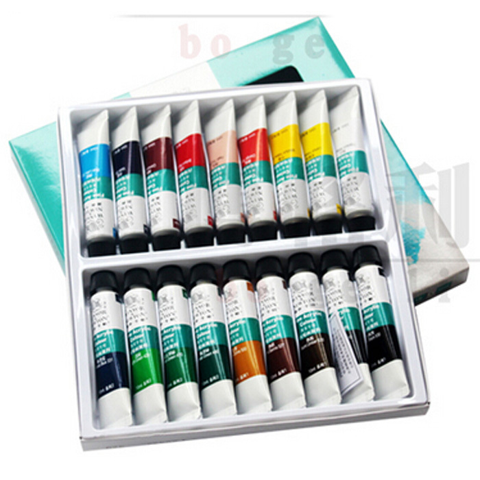 Paint Set Drawing 18pcs/set Drawing Paint