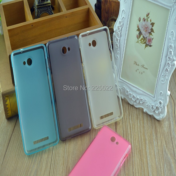 Wholesale 5 pcs/lot Archos 50 Helium 4G Free Shipping Silicon TPU Pudding Shell Mobile Cell Phone Protector Covers Case gifts(China (Mainland))