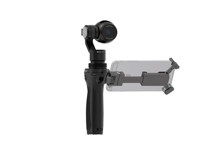 Original DJI Osmo Handheld Phone Holder For 4K Camera 3 Aixs Gimbal Accessories Newly Coming Part 8 Fast Shipping