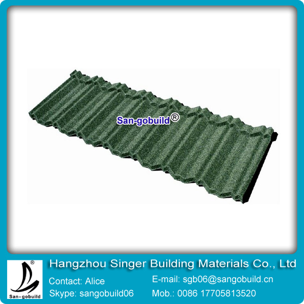 stone coated steel roofing tile for sale(China (Mainland))