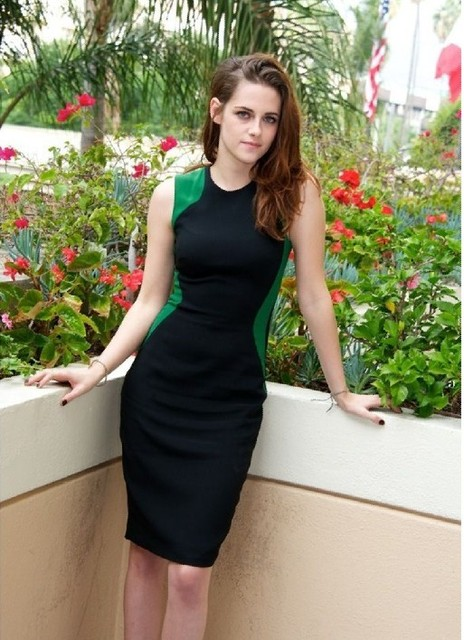 Free shipping,2013 new arrivel,summer dress, Euro Kristen dress,fashion women dress