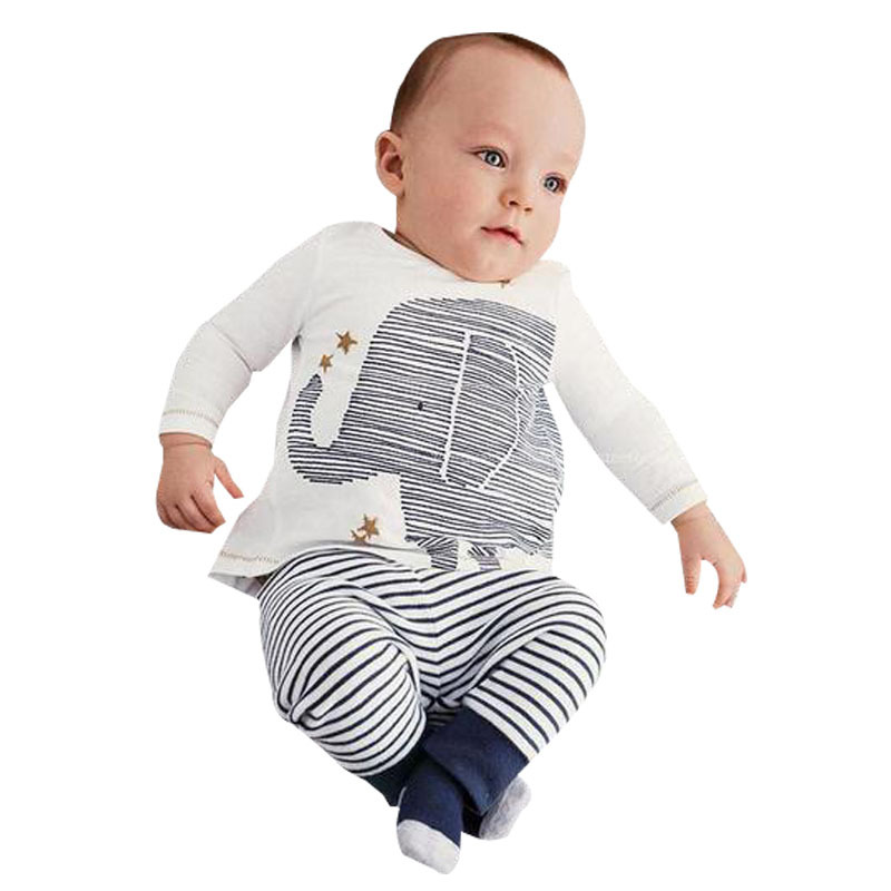 2015 New autumn baby boy clothes carters baby clothing