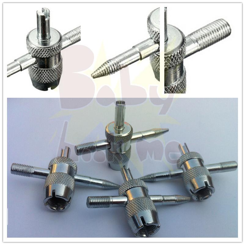 Оптовая продажа шин инструменты 4 разъём(ов) автомобилей грузовых шин отвертка клапана ядро для снятия установки инструмент