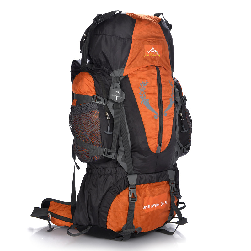 wholesale custom 2014 new large capacity of mountain climbing bag waterproof travel bag with knapsack system<br><br>Aliexpress