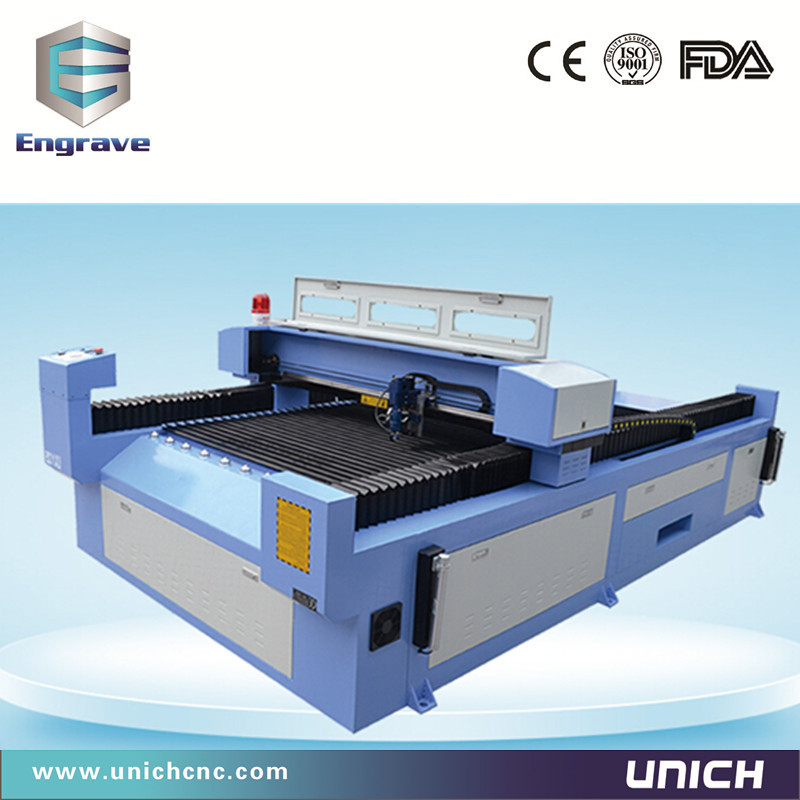 new designed and style co2 laser cutting machine cnc