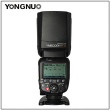 Buy YONGNUO YN600EX-RT II HSS 1/8000s Master Flash 2.4G Wireless HSS 1/8000s Master Flash Speedlite Canon Camera 600EX-RT for $115.00 in AliExpress store