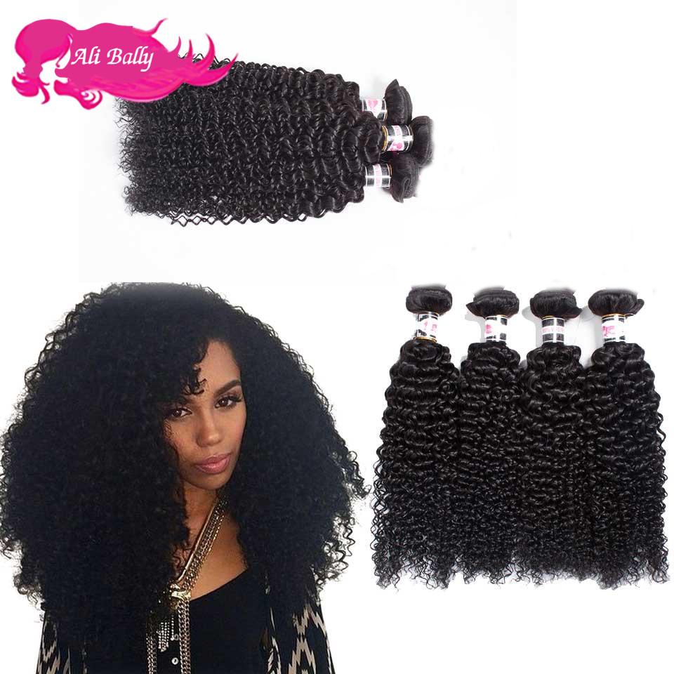Queen Hair Products Peruvian Kinky Curly Virgin Hair Braiding Hair 1 Bundle Peruvian Crochet ...