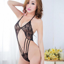 Babydoll Sexy Lingerie Women Hot Teddy Erotic Lingerie Sexy Lace Dress Lenceria Sexy Costumes Underwear Babydoll Bodystocking