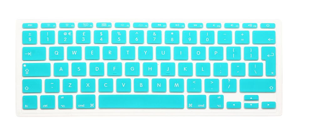 "Здесь можно купить  50pcs Silicone Waterproof EU/UK layout  Keyboard Protector Cover Skin For MacBook Air 11"" 11.6 Inch For Mac 11"" Europe keyboard  Компьютер & сеть"