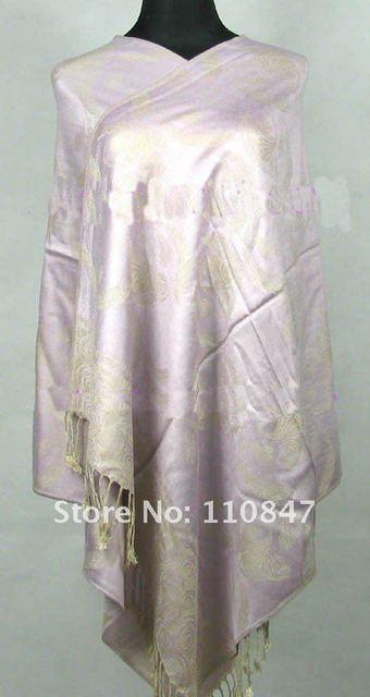10 PCS Women Flower Pashmina shawl scarf 70x180cm