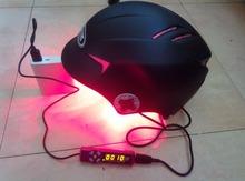 Лазерное лечение выпадения волос шлем hat cap инструмент для продажи(China (Mainland))