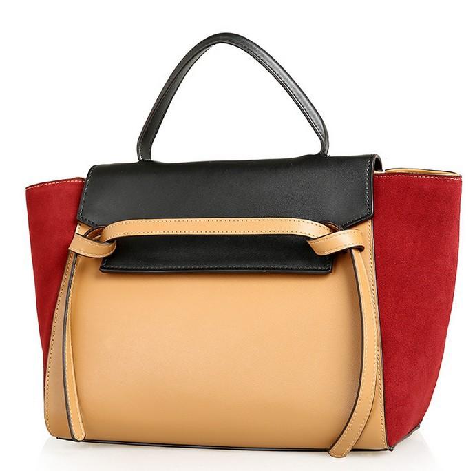 2015 brand high quality genuine leather bag woman bag women messenger bags hot women handbag clutch bolsas femininas louis.bag<br><br>Aliexpress