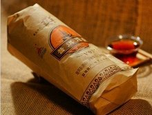 500g 2009yr V93 Organic MengHai Yunnan Puer/Pu'er/Puerh Ripe Tea,Slimming Tea,Weight Lose,Free Shipping