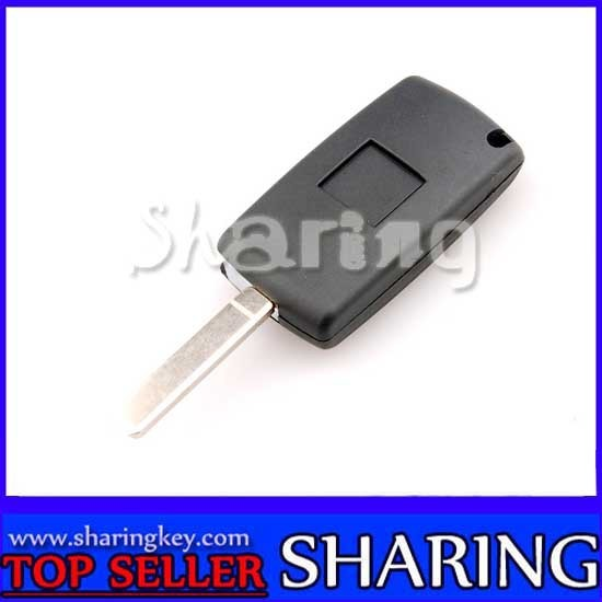 Free Shipping (40pcs/Lot)Folding Remote Key Case for PEUGEOT 408 307 308 207 2008 3 BTN With Va2 Blade