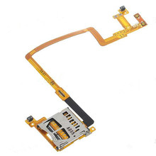 New Original Repair Parts Replacement SD Card Slot Socket with Ribbon Cable for NDSi / Nintendo DSi