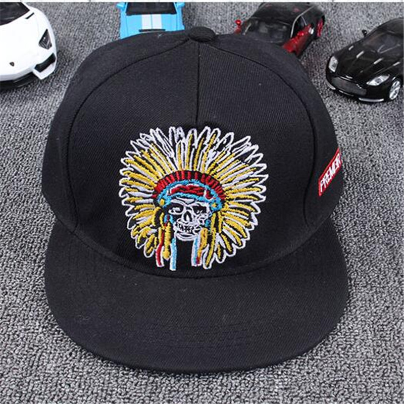 European and American fashion Egyptian Pharaoh Devil baseball cap hip-hop hats for men woman snapback caps casquette gorras(China (Mainland))