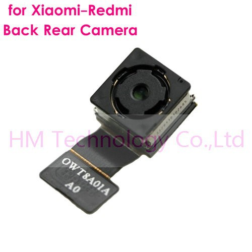 Back Rear Camera for Xiaomi Redmi 1s , 8MPX Back Facing Camera Module Replacement Parts OWT8A01A A0 for Hongmi 1s Free Shipping