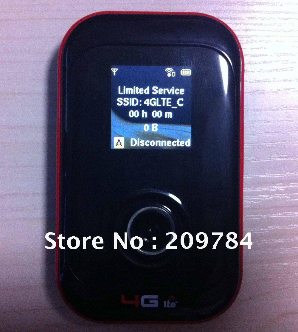 EMS/DHL Free shipping Original Unlocked ZTE MF91 4G wireless Router Pocket WiFi Hotspot 100Mbps 5 WiFi Access(China (Mainland))