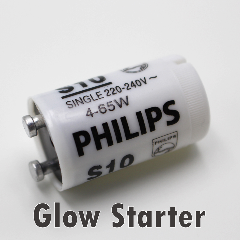 High Quality Fluorescent Lamp Starter For 4-65W180-250VAC Fluorescent Tube Fuse Electronic Starter Fluorescent Lamp Starters(China (Mainland))
