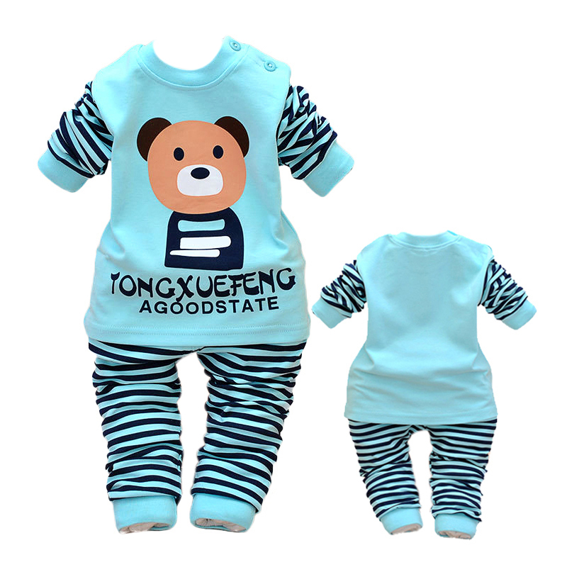 Aliexpress Buy 2PCS baby boys girls cotton clothes