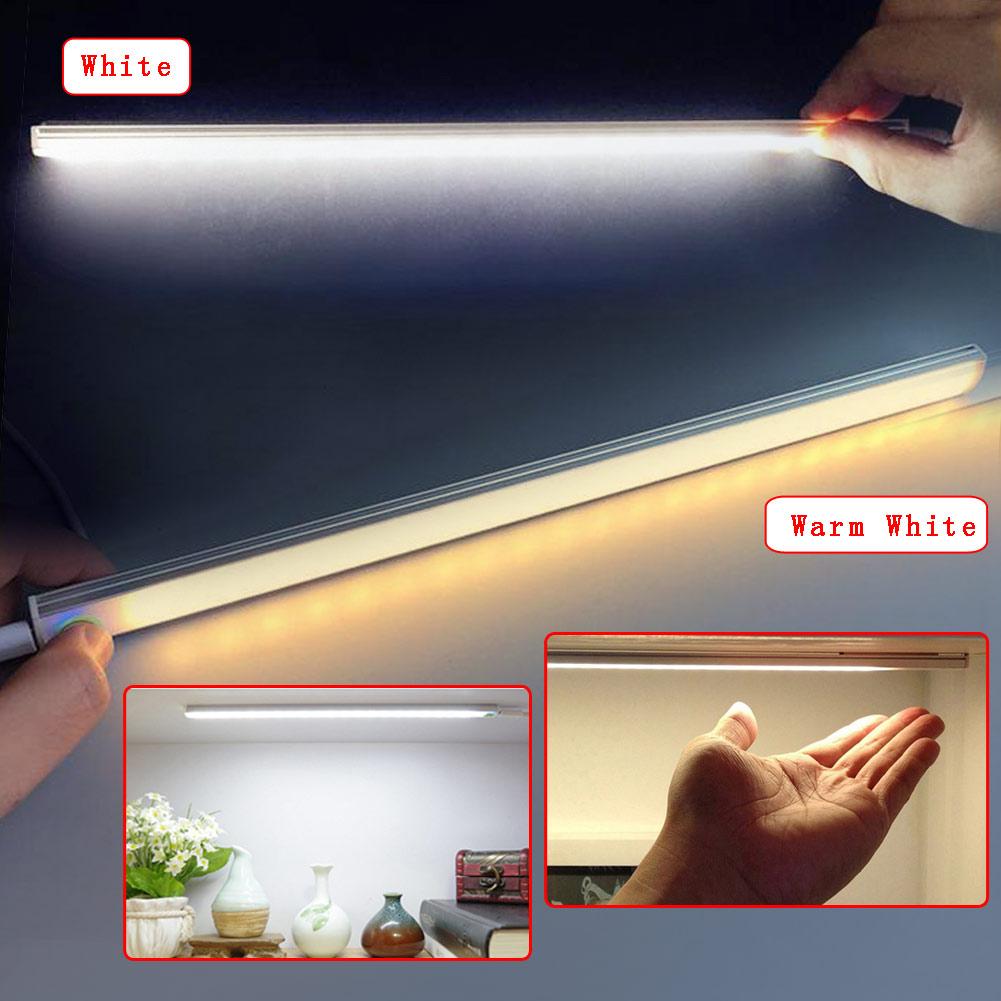21LED 6W USB Touch Sensor Light LED Bar Lamp Ultrathin Closet Cabinet Lamp Night Light For Bedroom Bedside Wardrobe(China (Mainland))