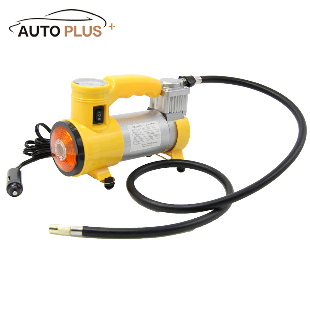 Tirol Portable Air Compressor Heavy Duty 12V 150 PSI Pump Tire Inflator Car Tool Inflatable Pump for Outdoor Emergency(China (Mainland))