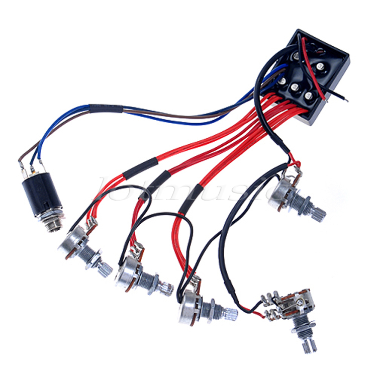 Pre Amp Wiring Diagrams - Merzie.net