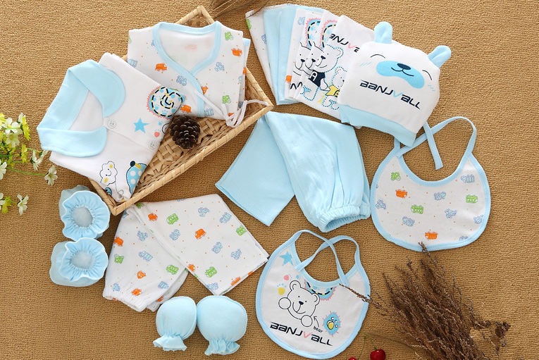 top sale New summer Carters brand children clothing set baby boy set 18pcs sets baby suit baby set cheap baby boy clothes(China (Mainland))