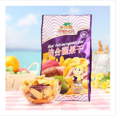 Integrated shipping 180g dried fruits and vegetables imported to Vietnam chinese food snack<br><br>Aliexpress