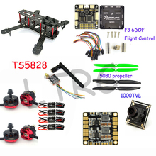 Buy RC plane 250 Mm Carbon Fiber Mini Quadcopter Frame F3 Flight Controller emax RS2205 2300KV Motor for $85.74 in AliExpress store