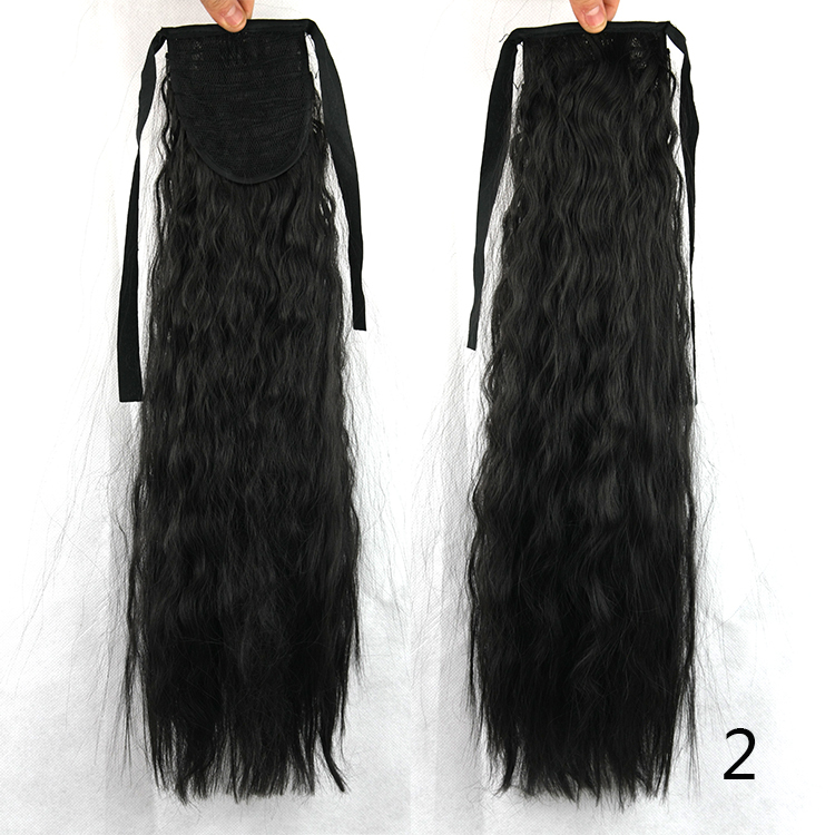 Pc g inch synthetic hair curly drawstring ponytail